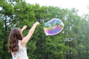 child-bubbles